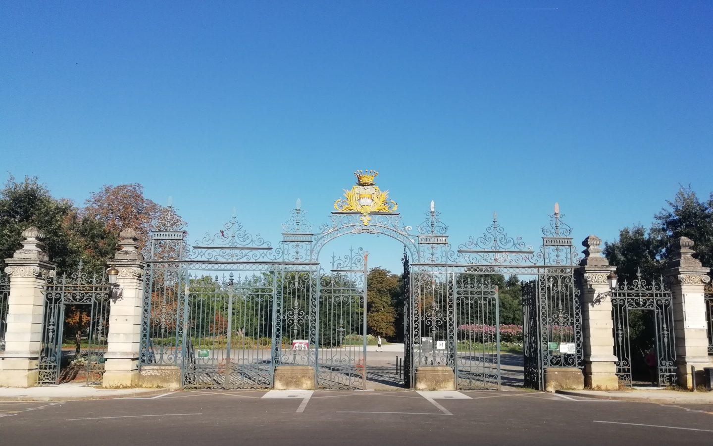 Marche rapide au Parc Bordelais