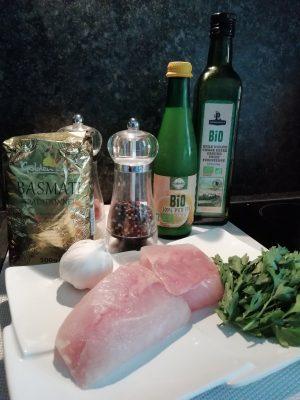 cuisine, poisson, recette