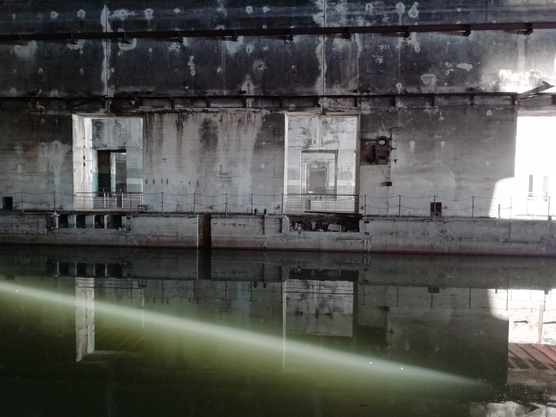 La base sous marine de Bordeaux