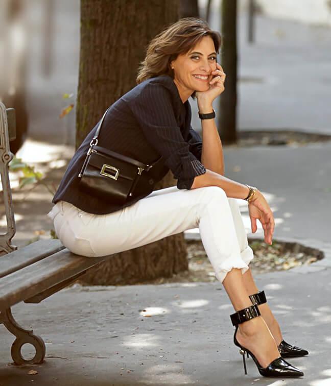 Le style de la femme française