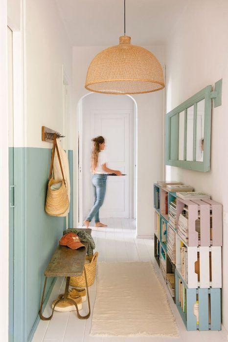 Idées pour aménager un couloir